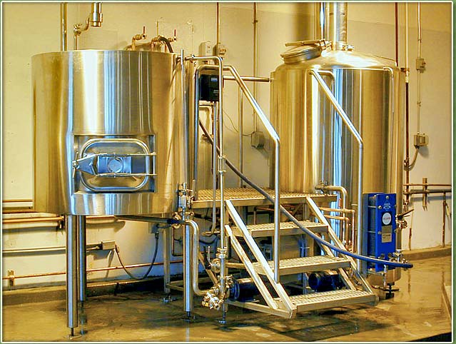 Our brewing system